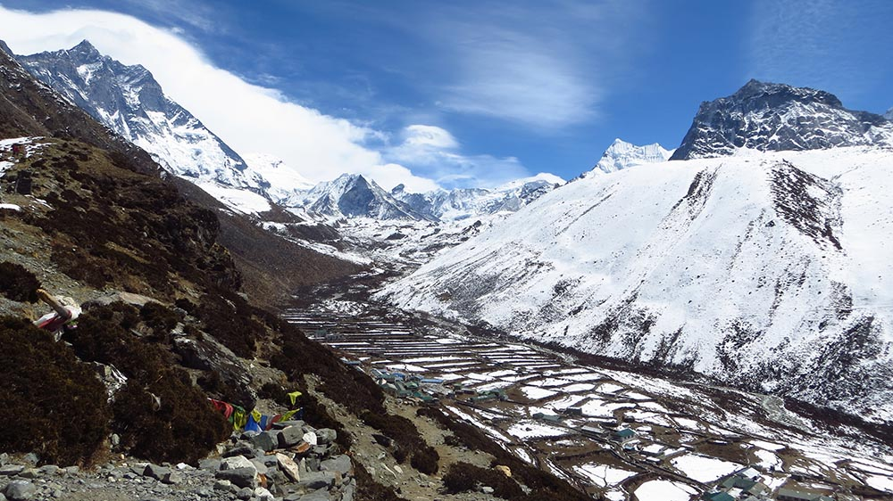 Trekking campamento base Everest