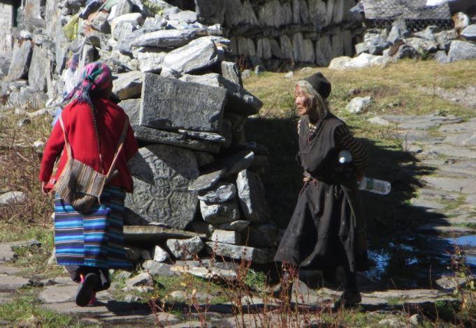 rutas nepal