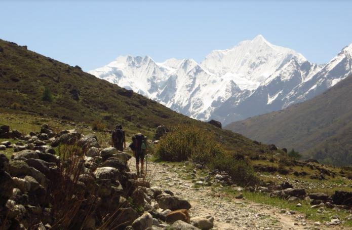 seguro trek nepal
