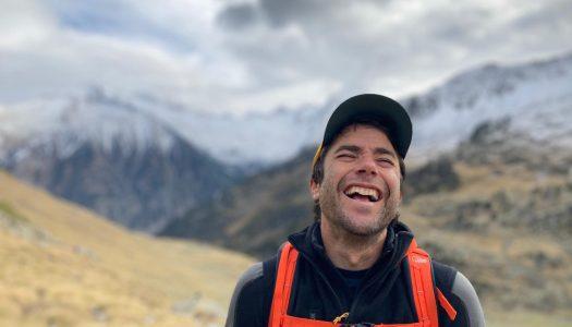 Alfonso Puerta, técnico deportivo de escalada