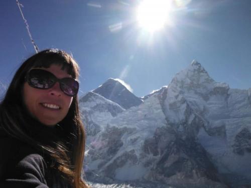 Everest Region from Dingboche