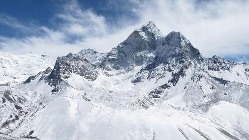 Everest Region. From Dingboche