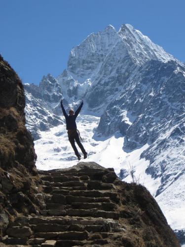 Everest Region. Thamserku