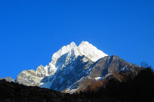 Everest Region. Thamserku