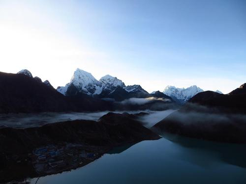 Everest Region. Gokyo Ri sunrise