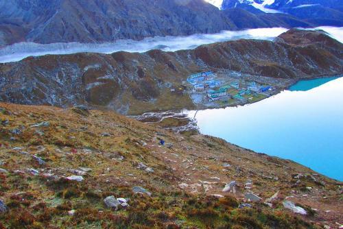 Everest Region. Gokyo