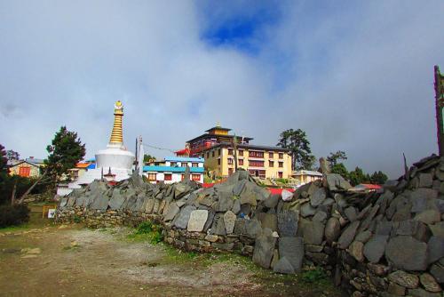 Everest Region. Tengboche