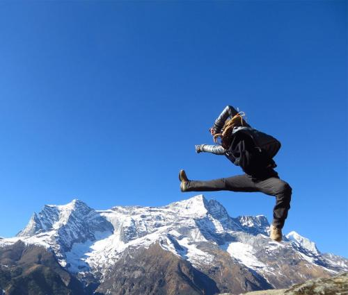 Everest Region. Kongde